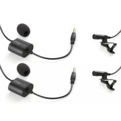 IK MULTIMEDIA IRIG MIC LAV 2 PACK  zestaw mikrofonów