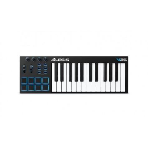 ALESIS V25 klawiatura sterująca USB MIDI