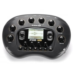 LINE 6 POD HD BEAN multiefekt
