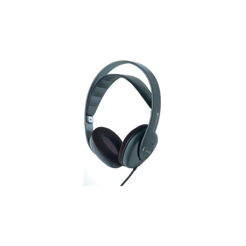 BEYERDYNAMIC DT 231 PRO zamknięte słuchawki studyjne