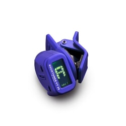 ROCKTUNER CT 20 BLUE tuner stoik do gitary