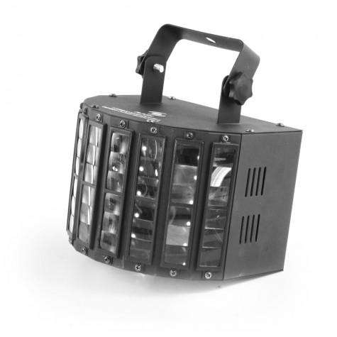 FLASH LED 2X10W 4W1 DOUBLE DERBY efekt świetlny