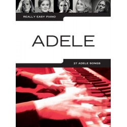 PWM ADELE REALLY EASY PIANO