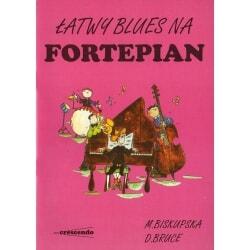 PWM ŁATWY BLUES NA FORTEPIAN