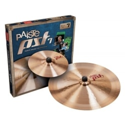 PAISTE PST 7 EFFECTS SET 10/18'' 871.262