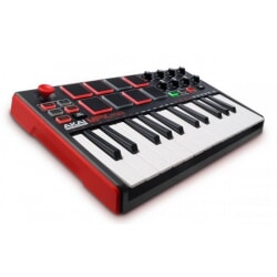 AKAI MPK MINI MK2 klawiatura sterująca