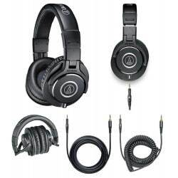 AUDIO-TECHNICA ATH-M40X słuchawki dynamiczne zamknięte