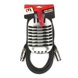 REDS MUSIC STUDIO  MC321 05 kabel mikrofonowy 50 cm