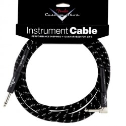 FENDER CUSTOM SHOP 6 CABLE TWEED 2 PACK