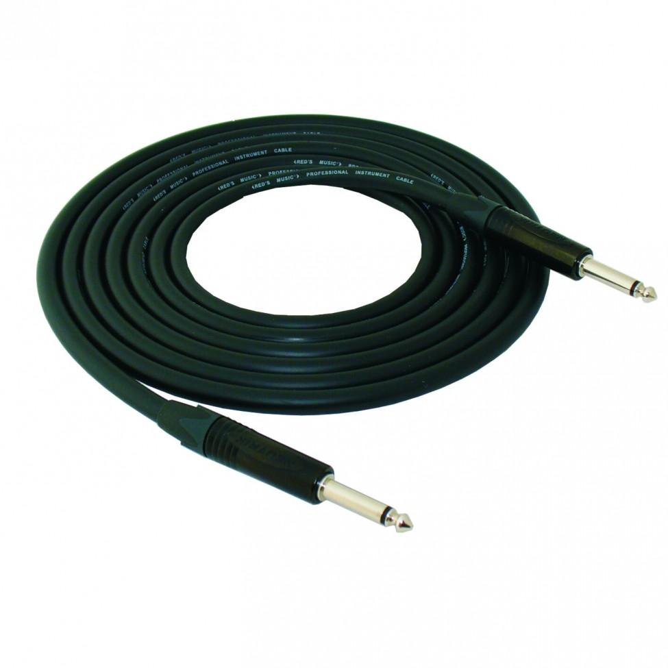REDS MUSIC STUDIO  GC21 30 kabel instrumentalny 3 m