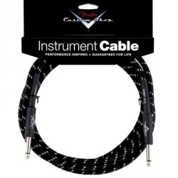 FENDER C.SHOP 10 INST CABLE TWD 3 METRY