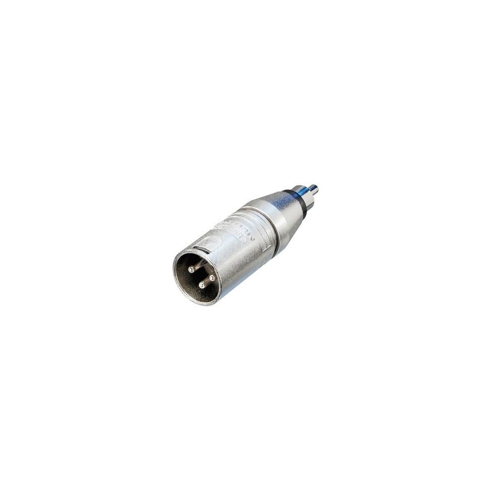 NEUTRIK NA2MPMM Przejściówka / Adapter XLR Męski