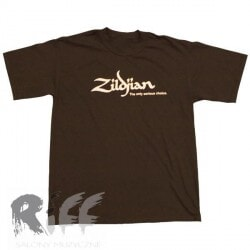 ZILDJIAN CHOCOLATE T-SHIRT L