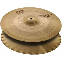 PAISTE 2002 SOUND EDGE HATS 13'' 872.392