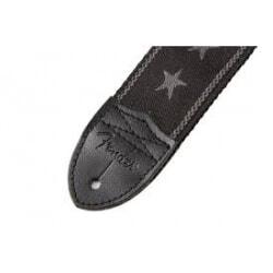 FENDER 2 NYLON STARS/STRIPES pasek gitarowy