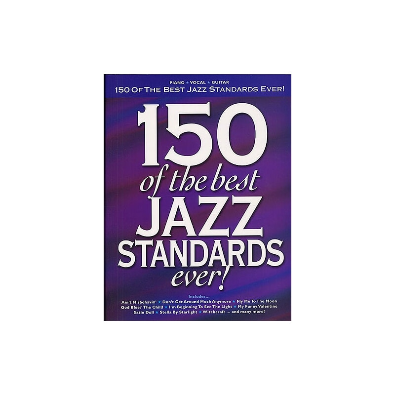 Pwm 150 Of The Best Jazz Standards Ever