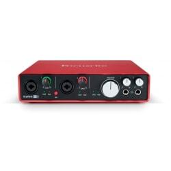 FOCUSRITE SCARLETT 6I6 2 GEN interfejs audio