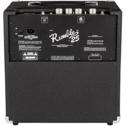 FENDER RUMBLE 25 V3 combo basowe