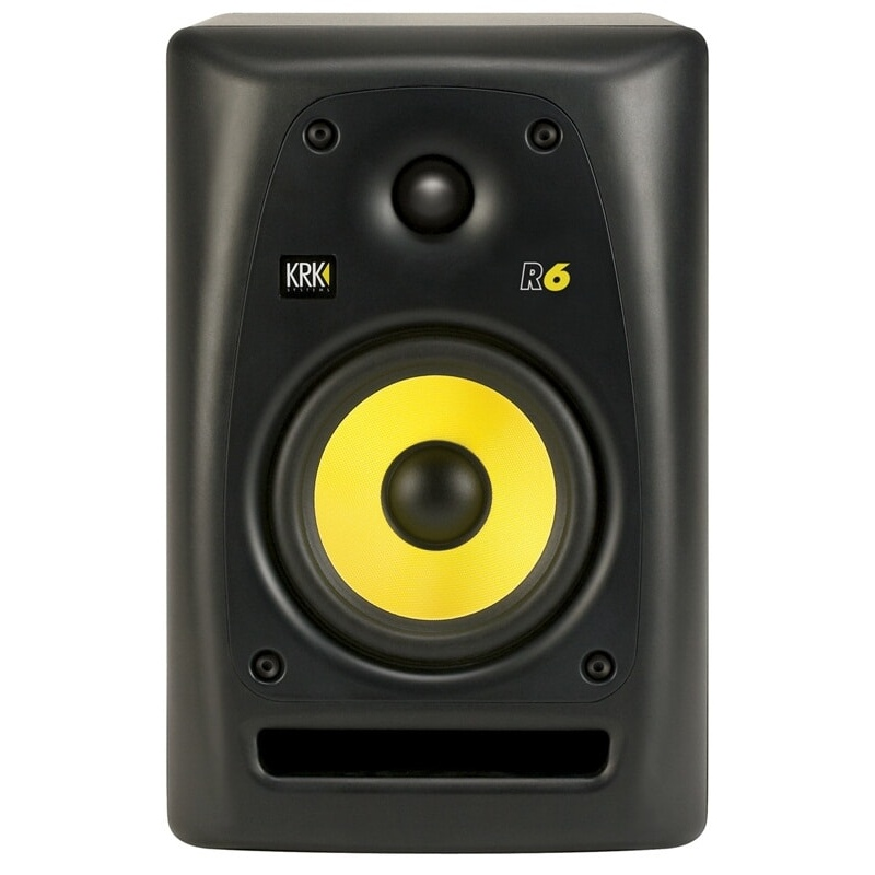 KRK R6 monitory pasywne