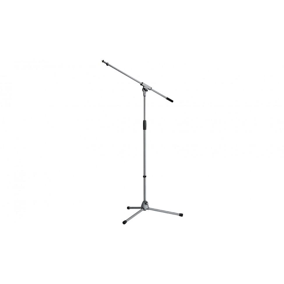 K&M 21060-300-87 szary statyw mikrofonowy
