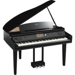 YAMAHA CVP-709GP PE fortepian cyfrowy