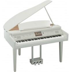 YAMAHA CVP-709GP WH fortepian cyfrowy