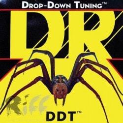struny do gitary elektrycznej DR DR DDT-13 DROP DOWN
