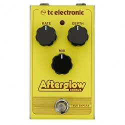 TC ELECTRONIC AFTERGLOW CHORUS efekt gitarowy