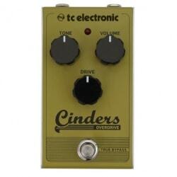 TC ELECTRONIC CINDERS OVERDRIVE efekt gitarowy