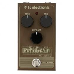 TC ELECTRONIC ECHOBRAIN ANALOG DELAY efekt gitarowy