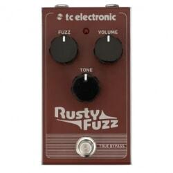 TC ELECTRONIC RUSTY FUZZ efekt gitarowy