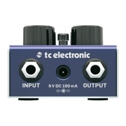 TC ELECTRONIC THUNDERSTORM FLANGER efekt gitarowy