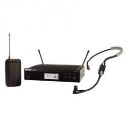 SHURE BLX 14E/SM35 zestaw bezprzewodowy z mikrofonem nagłownym