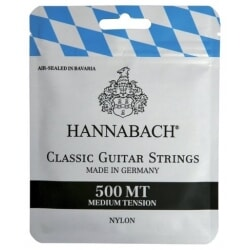 HANNABACH 500MT SET 652.237