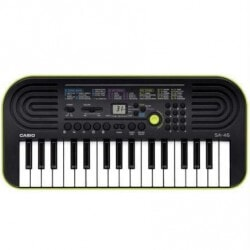 CASIO SA-46 KEYBOARD DLA...