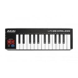 AKAI LPK25 WIRELESS klawiatura sterująca USB MIDI