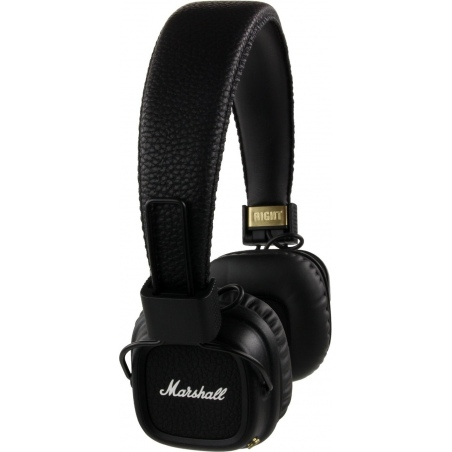 MARSHALL MAJOR II BLUETOOTH BLACK słuchawki