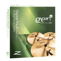 GEN-16 S-PACK 1 sample K Zildjian