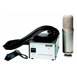 RODE NTK mikrofon lampowy