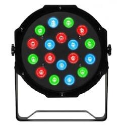 FRACTAL PAR LED 18X1W reflektor LED