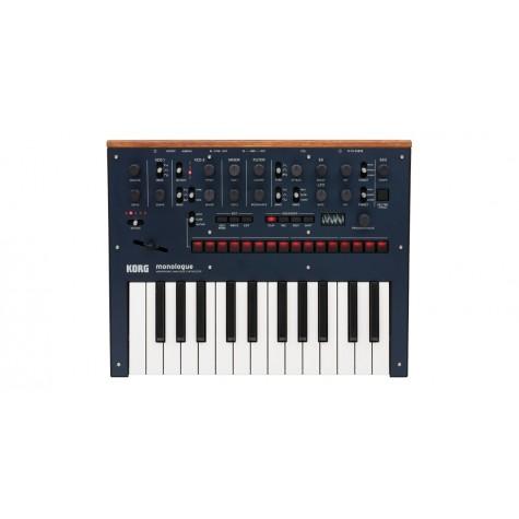 KORG MONOLOGUE DARK BLUE monofoniczny syntezator analogowy