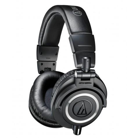 AUDIO-TECHNICA ATH-M50X profesjonalne słuchawki zamknięte