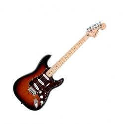 FENDER SQUIER BULLET STRAT HARD TAIL AWT