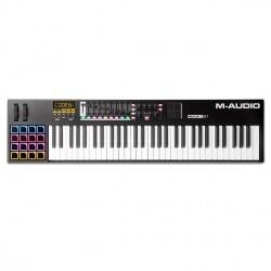 M-AUDIO CODE 61 BLACK klawiatura sterująca z padami