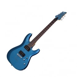 SCHECTER DEMON 6 VWHT