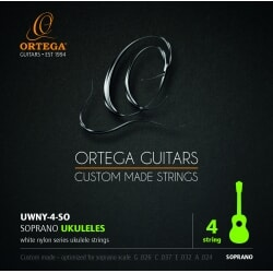 ORTEGA UWNY-4-SO STRUNY DO UKULELE