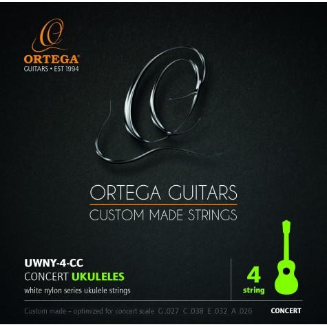 ORTEGA UWNY-4-CC STRUNY DO UKULELE