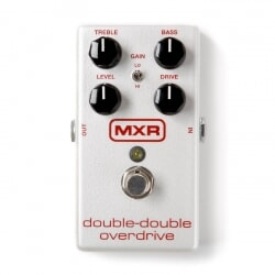 DUNLOP MXR M250 DOUBLE-DOUBLE OVERDRIVE efekt gitarowy