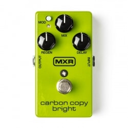 DUNLOP MXR M269SE CARBON COPY BRIGHT DELAY efekt gitarowy