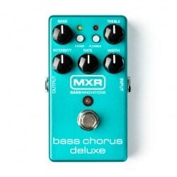 DUNLOP MXR M83 BASS CHORUS DELUXE efekt basowy
